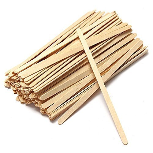 Perfect Stix Wooden Coffee Stirrer Stix, 7'' Length (Pack of 10,000) by Perfect Stix (Image #1)