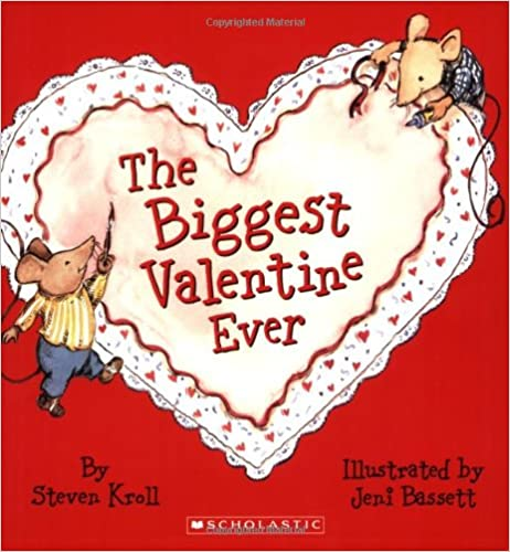 Biggest Valentine Book