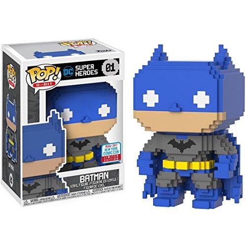 Funko Batman  POP! 8-bit x DC Universe Vinyl Figure + 1 Offi
