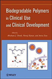 Biodegradable Polymers in Clinical Use and Clinical Development (0470424753) | Amazon Products