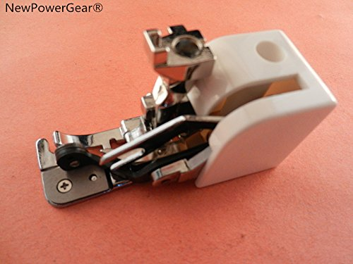 NewPowerGear Presser Foot Side Cutter Cut Replacement For Bernina 330, 350, 380 series , new 8 series 820QE, 830LE