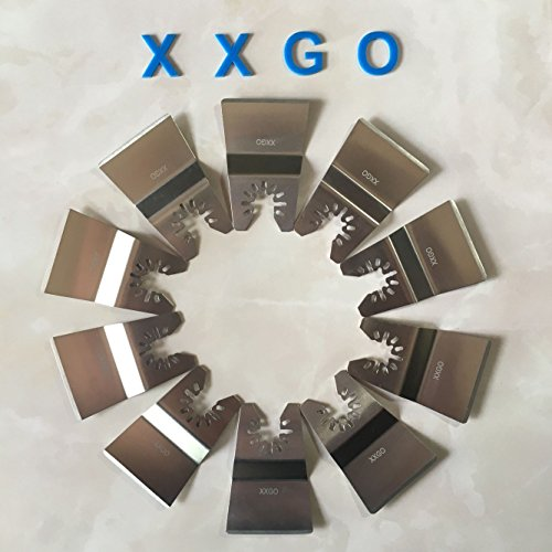 xxgo-10-pcs-2-inch-rigid-quick-release-stainless-steel-oscillating-multi-tool-scraper-blade-for-pain