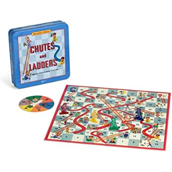 Amazon Com Candyland Deluxe Board Game In Classic