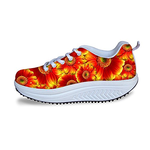 Funny Trendy Floral Pattern - 1