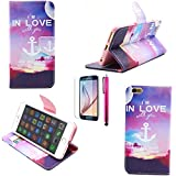 J5 Case, JCmax Full Protective Premium PU Leather [Book Style] Cover [Stand Feature] [Card Holder] Modern Wallet Style Shell Case For Samsung Galaxy J5