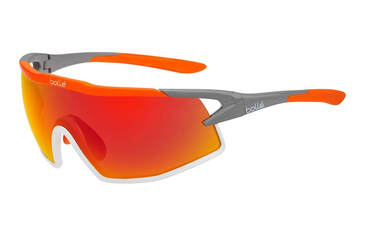 Bollé B-Rock Gafas de Sol Adultos Unisex Shiny Cool Gray ...
