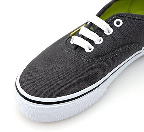 Vans Authentic - Zapatillas Unisex Niños GRIGIO PELTRO - PEWTER GREY