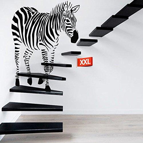 zebra decal - 7