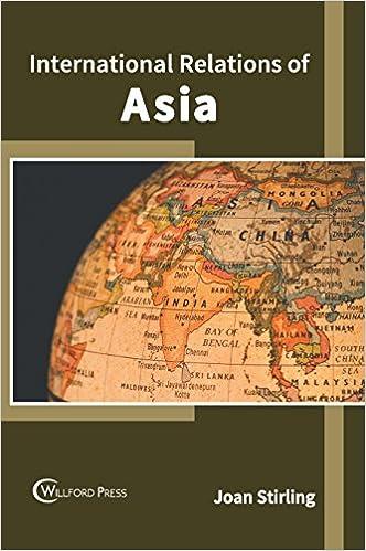 Amazon com: International Relations of Asia (9781682855041