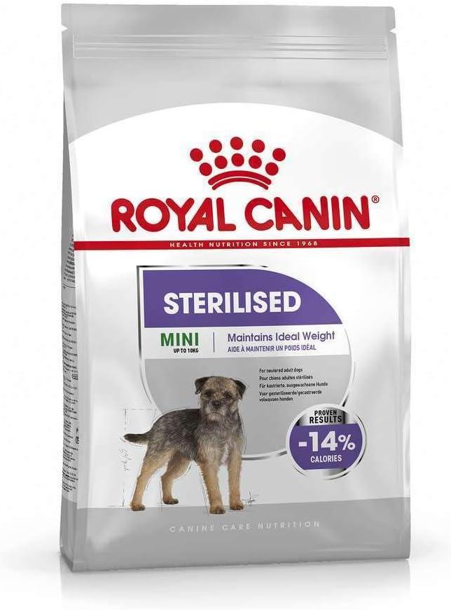 Royal Canin C-08379 S.N. Mini Sterilised - 8 Kg: Amazon.es ...