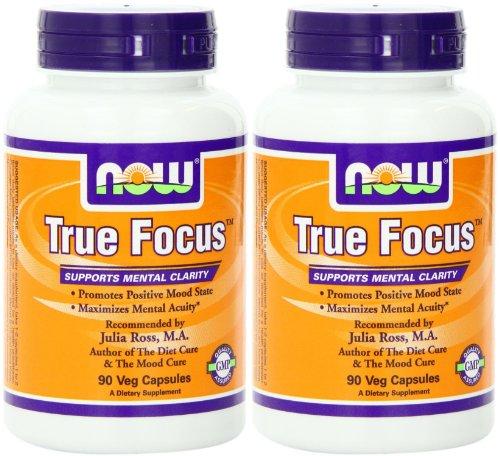 Now Foods True Focus 90