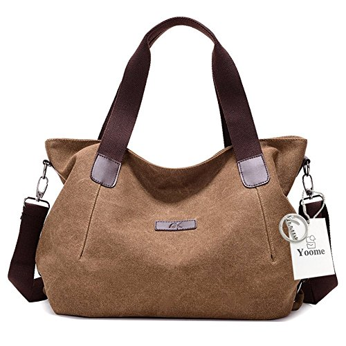 Beige One Mujer Yoome Red al Hombro marrón Size Rosso Bolso Yoohobo0037 para zzqY0gr