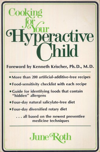 Cooking for Your Hyperactive Child