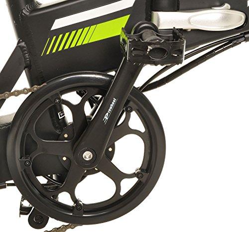 Vilano ATOM Electric Folding Bike, 20-Inch Mag Wheels by Vilano (Image #6)