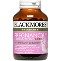 Blackmores Pregnancy & Breast-Feeding Gold (120 Capsules)