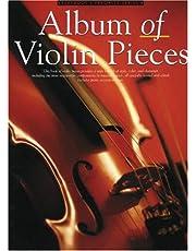 Album of Violin Pieces: Everybody's Favorite Series, Volume 6