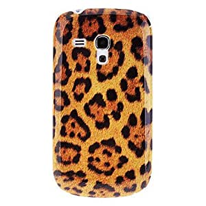 Fashion Leopard Print Hard Case for Samsung Galaxy I8190