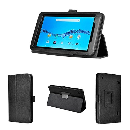 wisers DigiLand DL718M, DL721-RB 7-inch Tablet case/Cover, Black ()