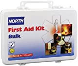 North by Honeywell 019706-0004L 75 person Kit, Bulk, Plastic