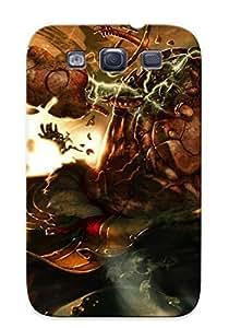 [ajUpxEO3927xmwWv]premium Phone Case For Galaxy S3/ Asuras Wrath Tpu Case Cover