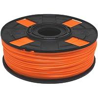 Filamento PLA Basic para Impressora 3D 1,0kg 1,75mm (Laranja)