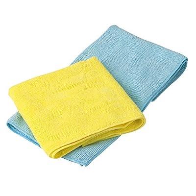 "Carrand 45062 12"" x 16"" Microfiber Cloth (2-Pack): Automotive"