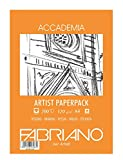 Unbekannt Fabriano Drawing Paper, White, 21 x 29.7
