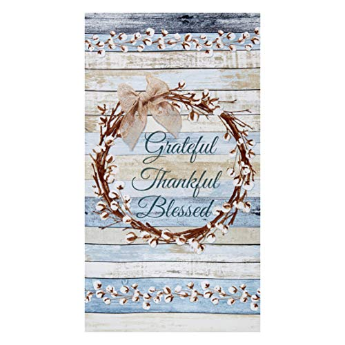 Timeless Treasures Cotton Blossom 24'' Grateful Panel Multi from Timeless Treasures