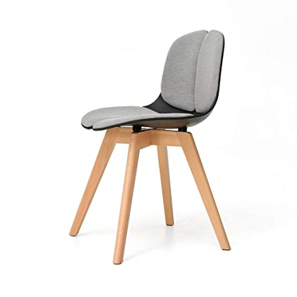 Amazoncom Wyy Chair Living Room Office Computer Chair Wooden Legs