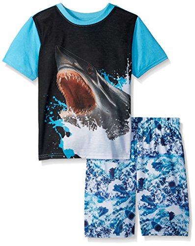 sharks shorts - 4