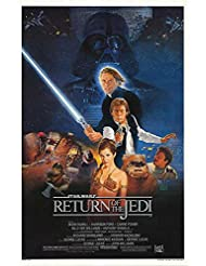 "Star Wars: Episode VI - Return of the Jedi - Authentic Original 27"" x 41"" Movie Poster"