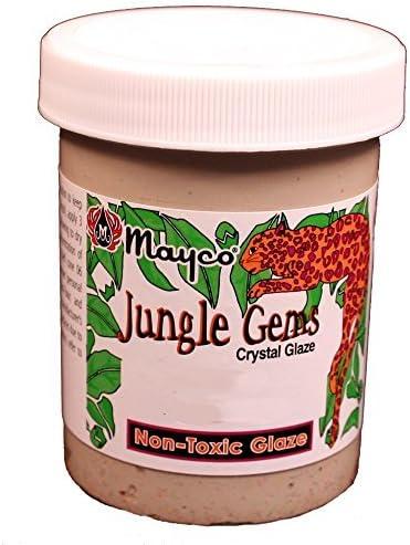 Monet/´s Pond 4 Ounce Jar by Mayco Mayco Jungle Gems Crystal Glaze CG 985