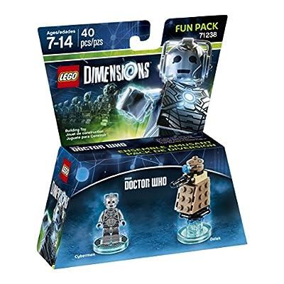 Dr. Who Cyberman Fun Pack - Lego Dimensions: V Ld Dr.Who Cyberman Fun Pack: Video Games