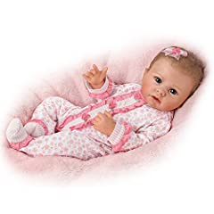 What could be more heartwarming than a darling baby who fits perfectly into your embracing arms? After all, there's nothing in the world quite like it, especially when you can feel the little sweetie breathing and hear her charming coos! Now,...