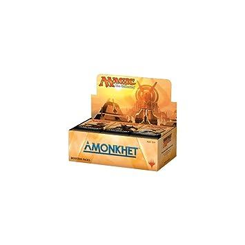 Amazon.com: Magic The Gathering Amonkhet Sealed Booster Box: Toys ...