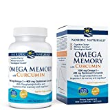 Nordic Naturals Omega Memory, 60 Count Review