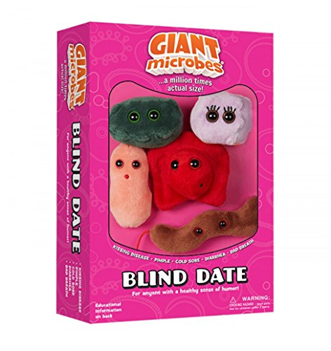 (GIANT MICROBES Giantmicrobes Themed Gift Boxes - Blind Date )