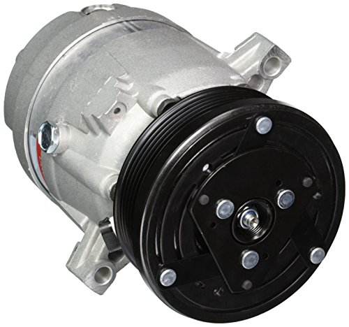 Denso 471-9143 New Compressor with Clutch ()