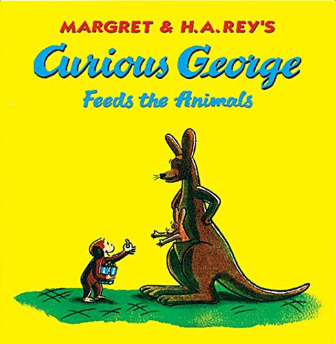 Curious George Feeds the Animals -