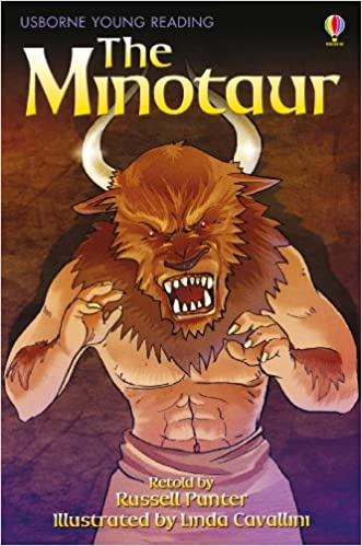 The Minotaur: For tablet devices (Usborne Young Reading: Series One)