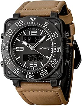 Infantry Military Tactical Analog Quartz Sport Wrist Watch