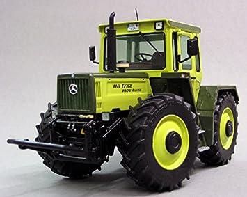Tractor Mercedes Trac 1600 turbo (W443) 1999 - 1991 1: 32 - Vehículos Agricultura y accesorios - weise-toys - Die Cast - Modelo: Amazon.es: Juguetes y ...