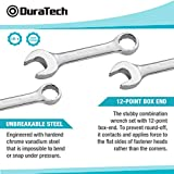 DURATECH Stubby Combination Wrench