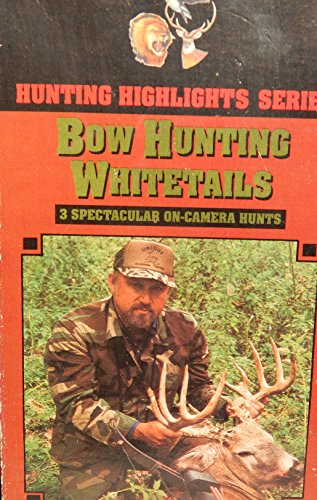 Bow Hunting Whitetail