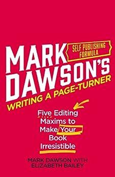 Writing Page Turner Editing Maxims Irresistible ebook product image