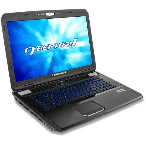 "CybertronPC Titan 17.3"" Gaming Laptop - Intel i7-4700MQ 2.40GHz Quad-Core Processor, 16GB DDR3L Memory, GeForce GTX 880M Graphics, 1TB HDD, Killer Wireless N, Microsoft Windows 8.1"