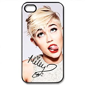 Iphone4/4s Covers Miley Cyrus hard silicone case