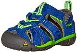 KEEN Unisex Seacamp II CNX Sandal, True Blue/Jasmine Green, 7 M US Toddler: more info