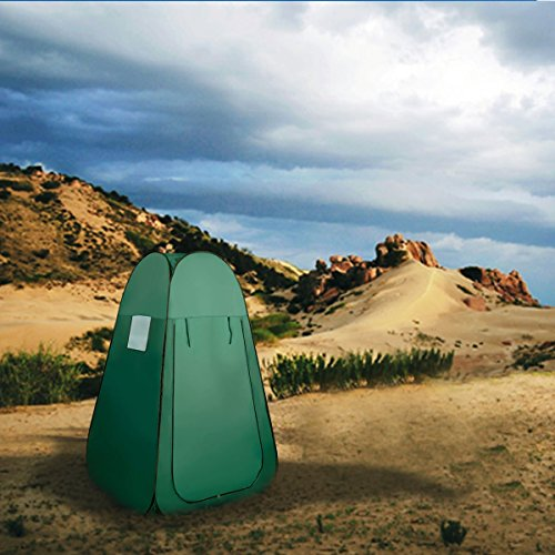 Super buy Portable Changing Tent Pop-Up Privacy Room Bathing Toilet Shower Outdoor Camping Shelter w/ Carrying Bag
