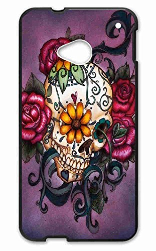 Customized Cell Case for HTC ONE M7 - Christmas Wallpapers Case For HTC ONE M7